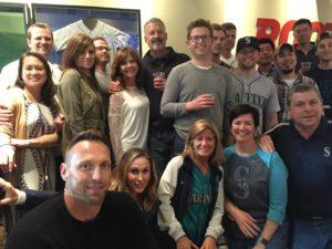 Jensen Fey Night at the Mariners